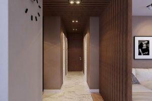 Современный дизайн проект квартиры. Ремонт квартир под ключ в Орле.