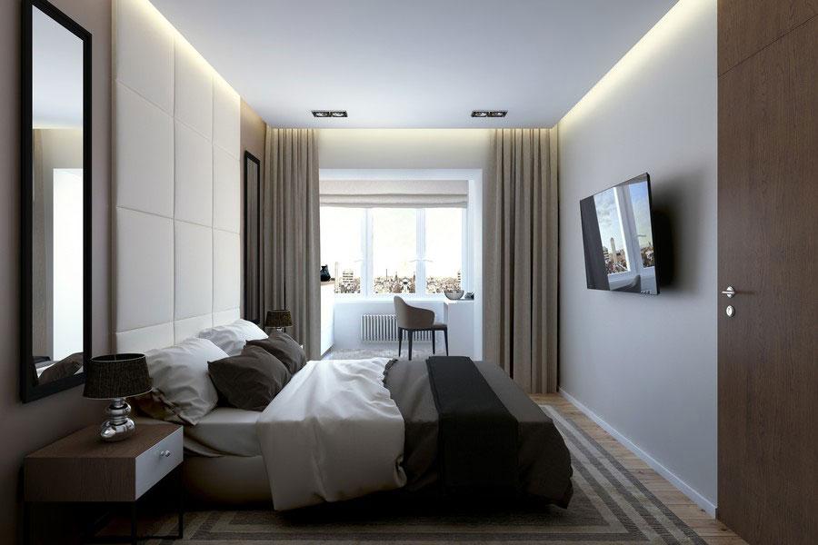 Дизайн проект современной квартиры. Ремонт квартир под ключ в Орле.