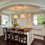 Кухня совмещенная с гостиной. Примеры дизайна.